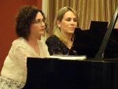 Négykezes zongoraest (Bretas-Kevorkian Duó)